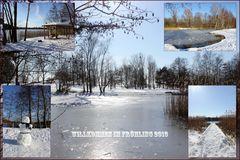 Willkommen im Frühling 2013