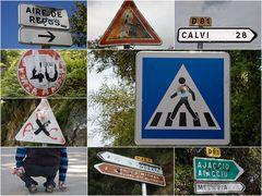 Willkommen in Korsika