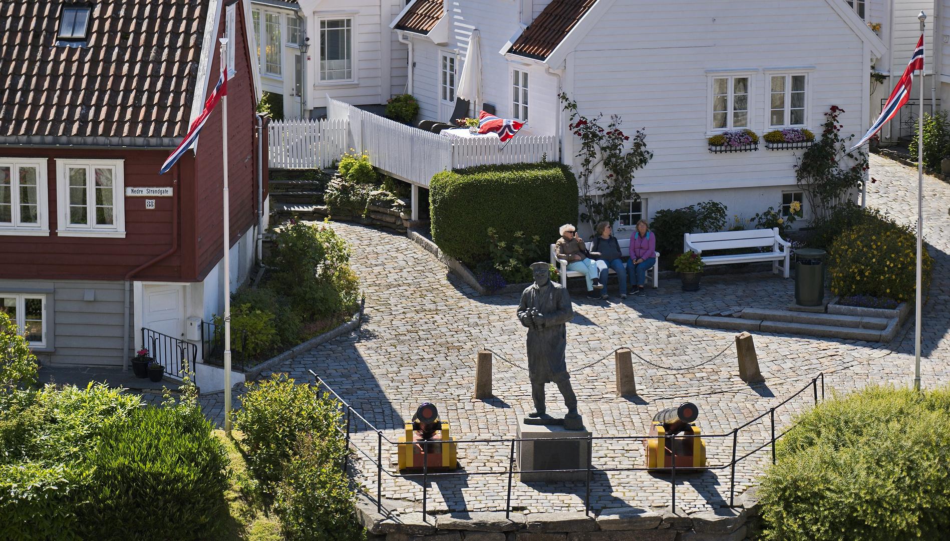 Willkommen in Norwegen
