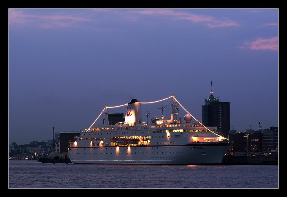 Willkommen Traumschiff!