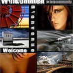 Willkommen - Welcome
