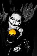 Willst du ein Apfel haben?