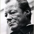 Willy Brandt SPD 1972 Kanzler Stuttgart