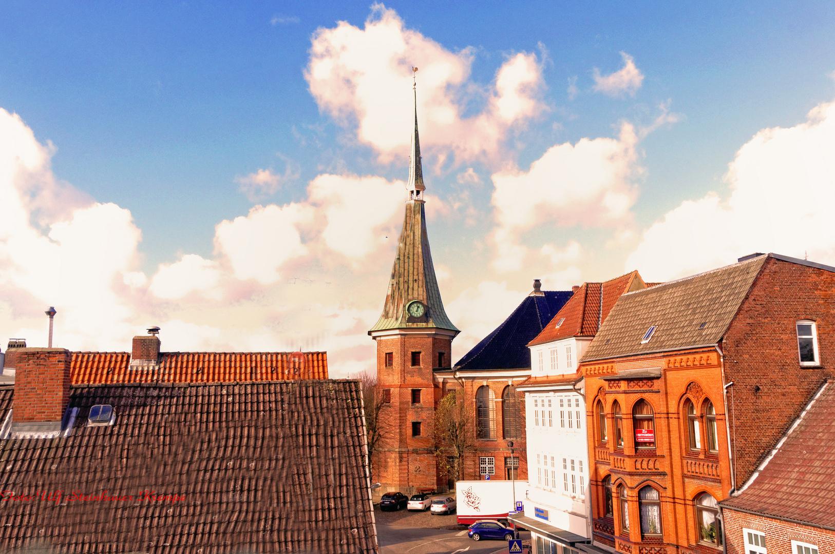 Kirche Wilster