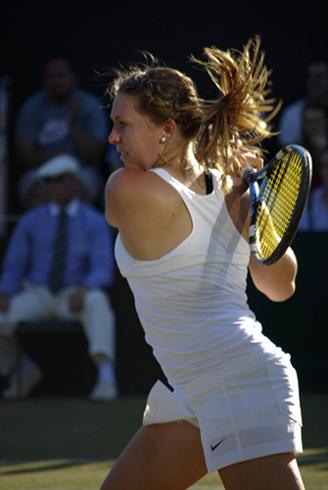 Wimbledon 2009 - Sally Peers - Australia