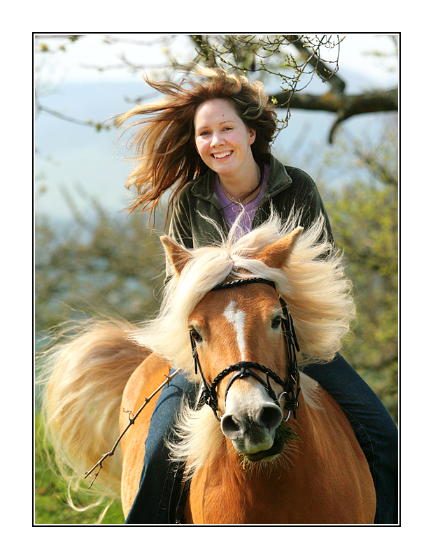 ~ Wind in den Haaren ~