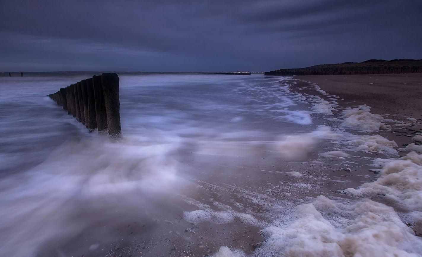 Wind, Sand und Meer