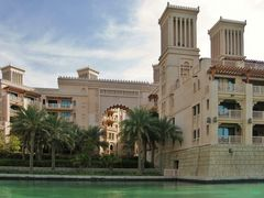Wind towers of the Al Qasr