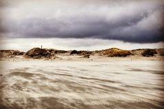 Wind und Sand