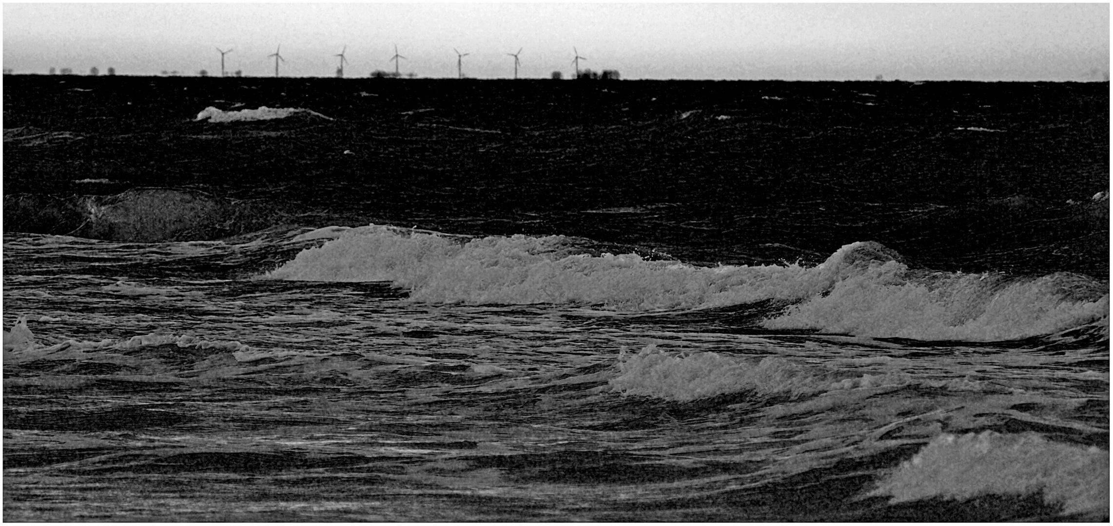 Wind und Wasser ....