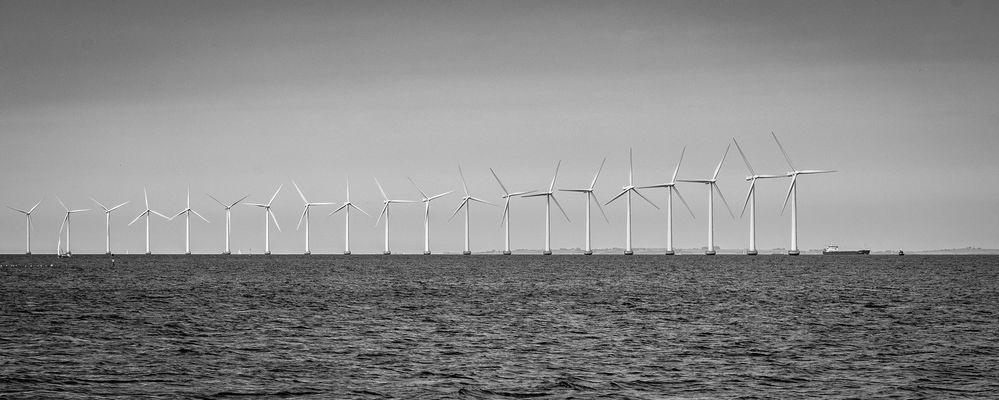 Windenergie im Öresund