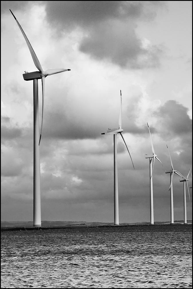 Windenergie in Dänemark