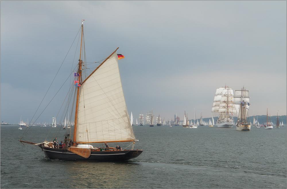 Windjammerparade Kiel 2014