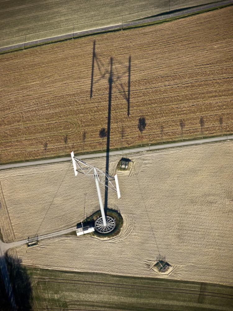 Windkraftanlage, Münsterland