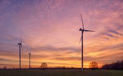 Windkraftromantik