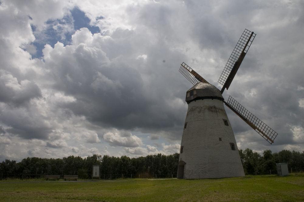 Windmühle am Höxberg / Beckum