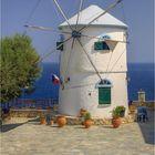 Windmühle auf Zakynthos
