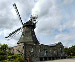 Windmühle AUGUSTE in Groß-Wittensee