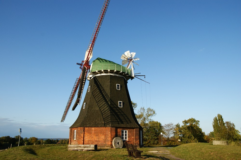Windmühle bei Stove