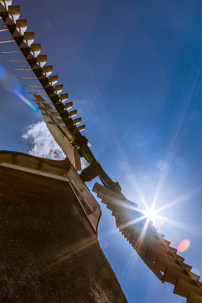 Windmühle Burlage, Rhauderfehn