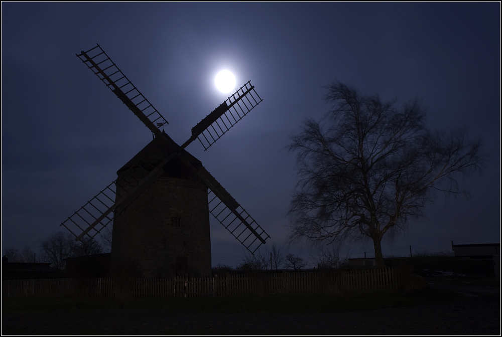 Windmühle Endorf