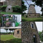Windmühle Hartum (Collage)