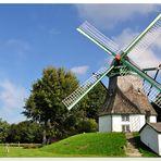 Windmühle Hoffnung