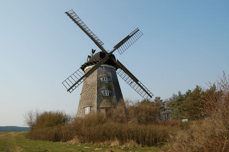 Windmühle in Benz