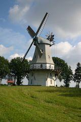 Windmühle in der Lüneburger Heide