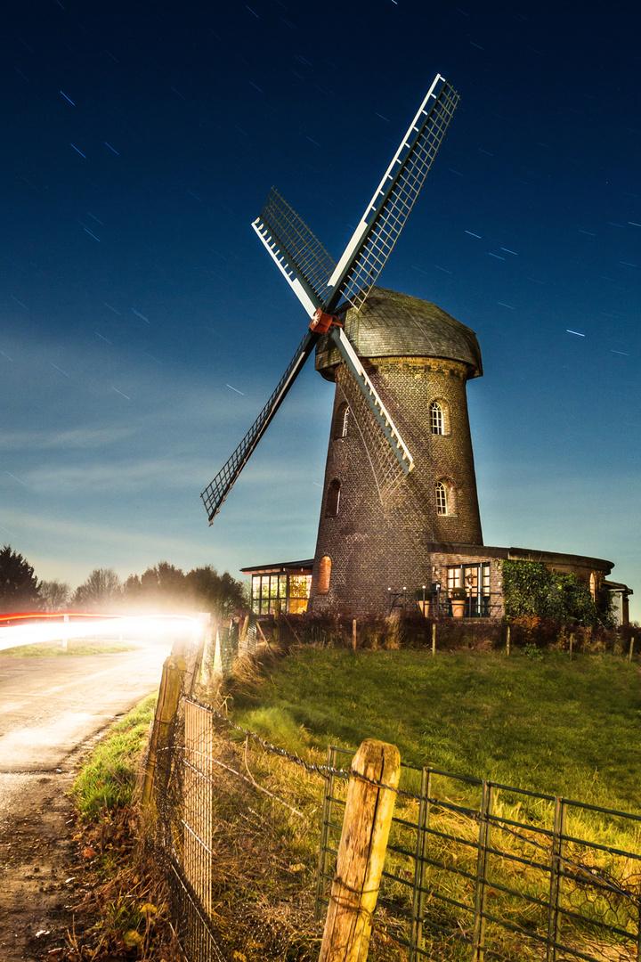 Windmühle in Isselburg / Vehlingen