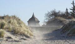 Windmühle in Vitte