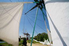 Windmühle Irini von der Insel Mykonos