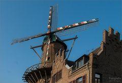 Windmühle Kalkar
