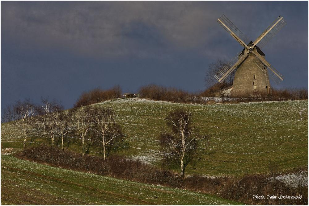 Windmühle Kalletal-Bavenhausen