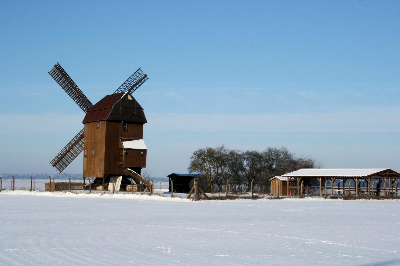 Windmühle Mellnsdorf