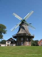 Windmühle Midlum