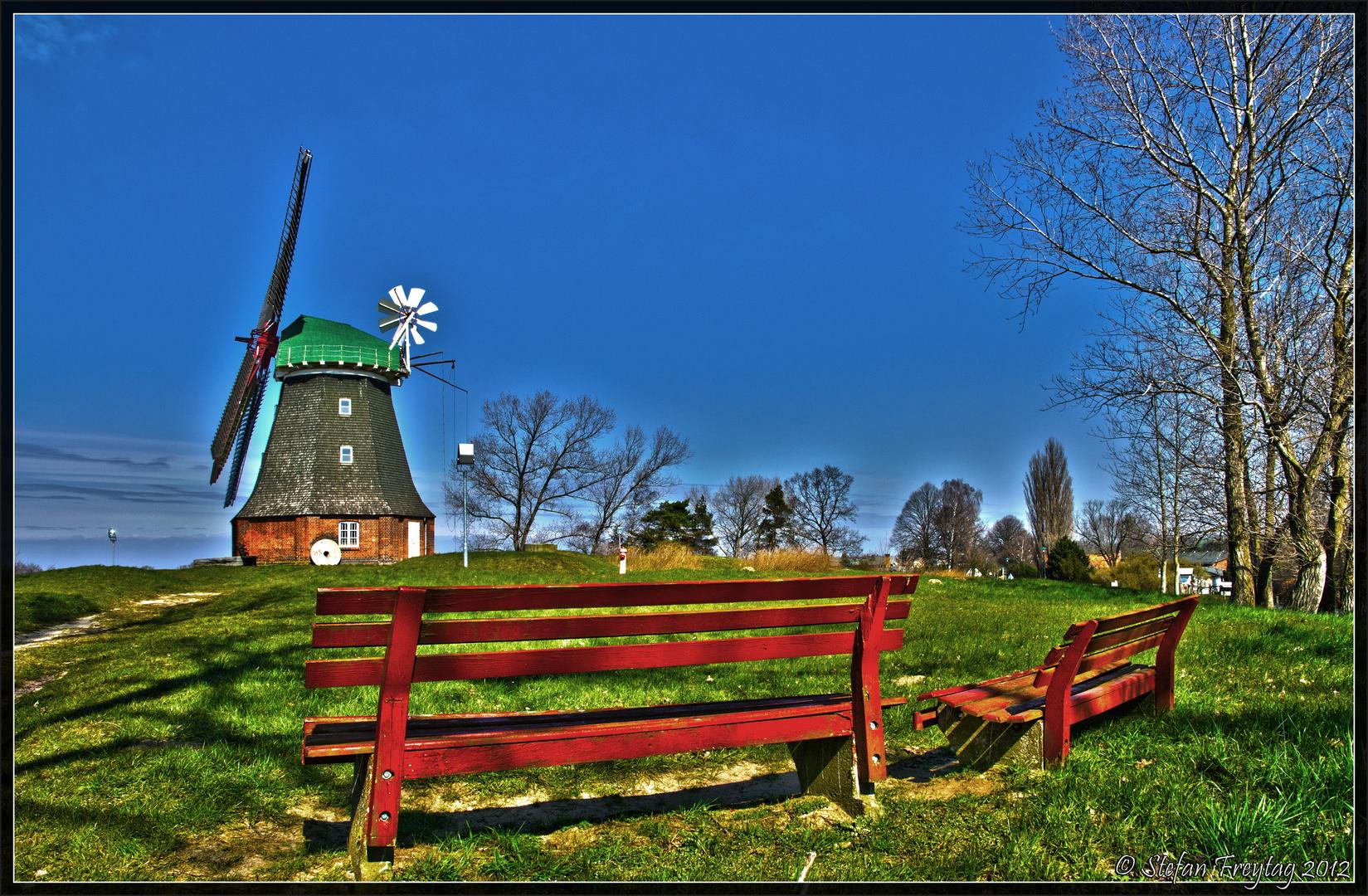 Windmühle Stove II