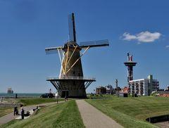 Windmühle und Arsenal