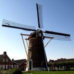 Windmühle Zoutelande