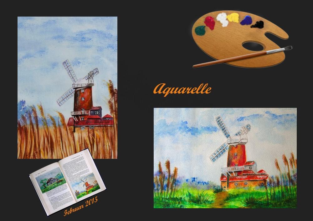 Windmühlen...