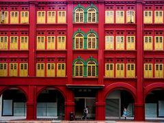 Window facade