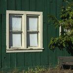 Window in San Juan Bauttista