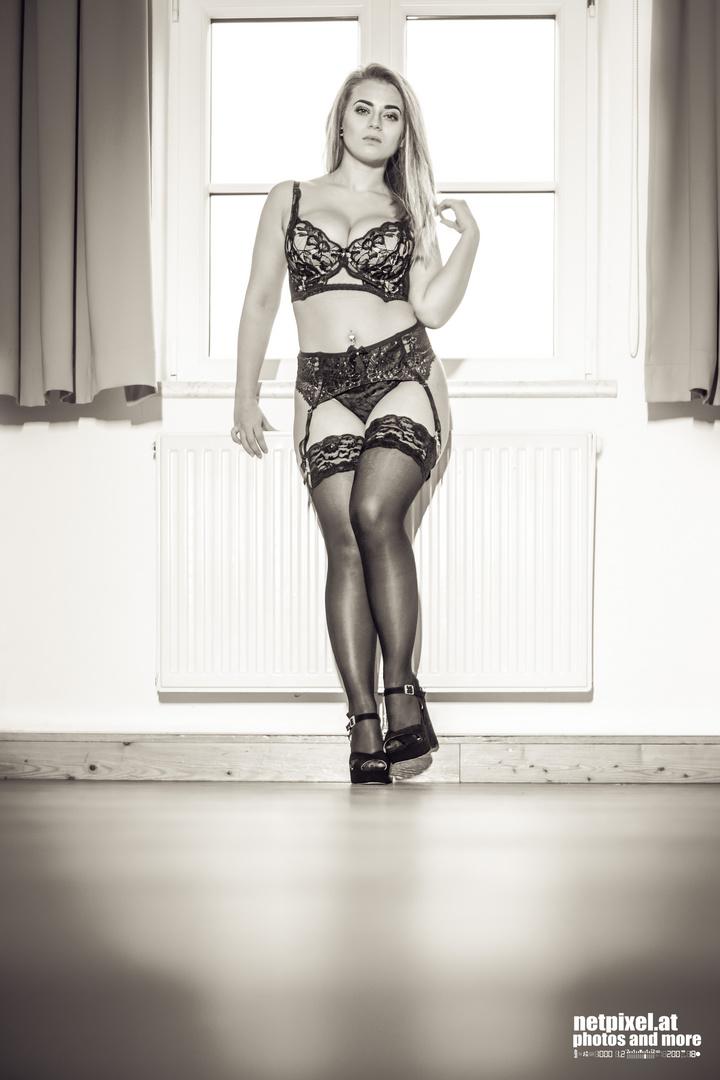 Window lingerie