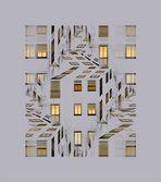 Windows And Balconies II