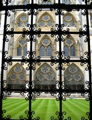 windows at westminster abbey