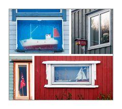Windows in Kirkenes