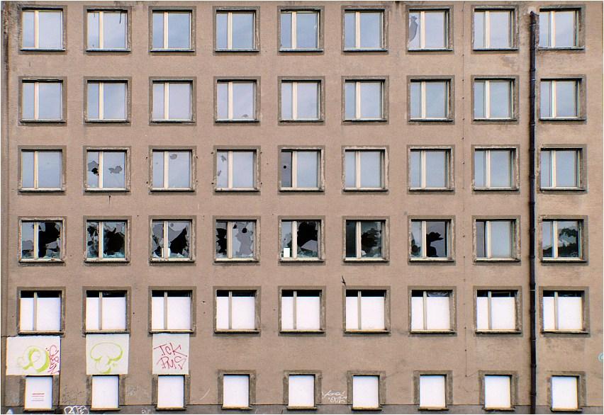 windows of prora