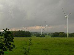 Windpark bei Monschau-Höfen