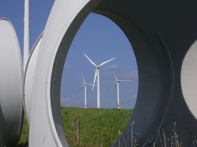 Windräder im WW Nähe Fuchskaute