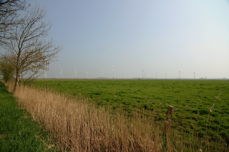 Windräderpark